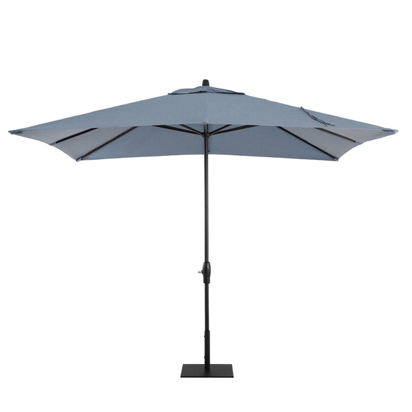 Reserve 8' x 10' Rectangular Aluminum Market Umbrella