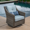 Lauren 3-Piece Woven Seating Set