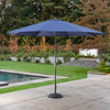 11' Sunbrella® Aluminum Market Umbrella - Canvas Navy