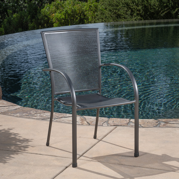 Mesh Chair Ground Bumper