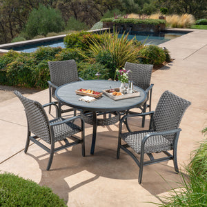 Bellafina 5-Piece Dining Set