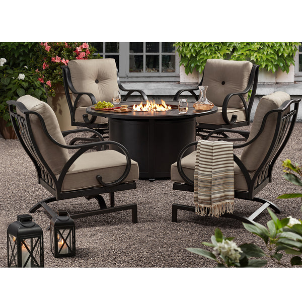 Harbor Hill 5-Piece Fire Chat Replacement Parts