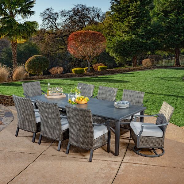 Lago Brisa 9-Piece Dining Set