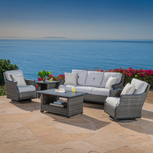 Load image into Gallery viewer, Lago Brisa 6-Piece Seating Set Replacement Cushions