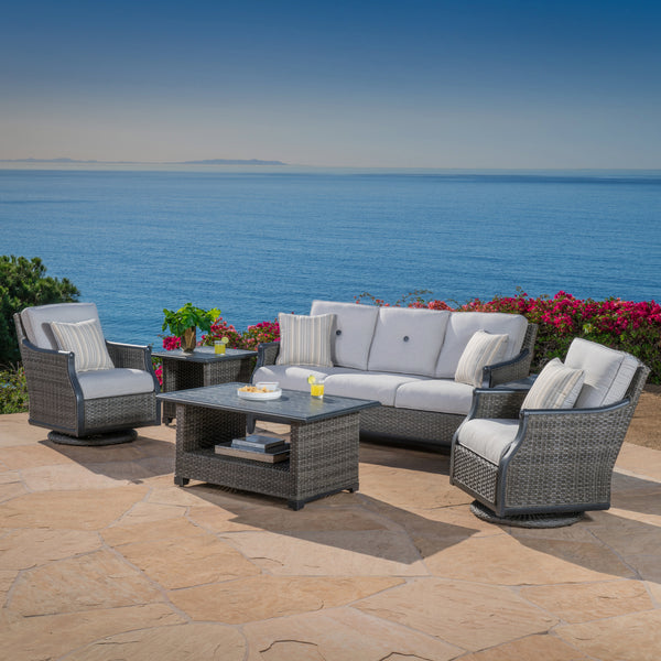 Lago Brisa 6-Piece Seating Set Replacement Cushions
