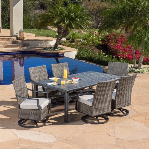 Lago Brisa 7-Piece Dining Set