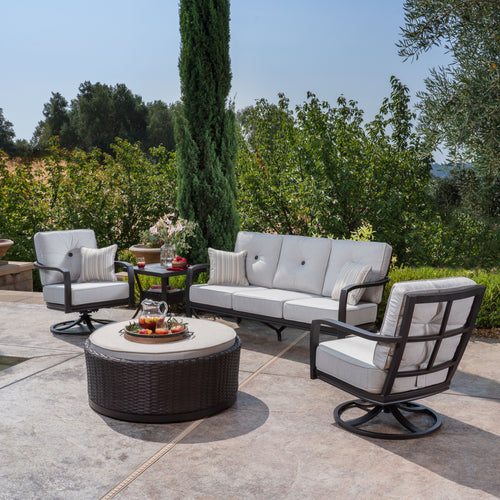 Madrid 5-Piece Seating Set