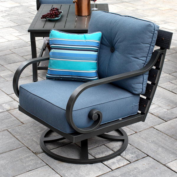 Reserve 2-Pack Swivel Rocker Lounge Chair