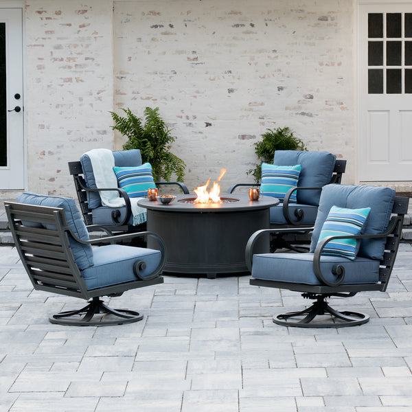 Reserve 5-Piece Fire Chat Set