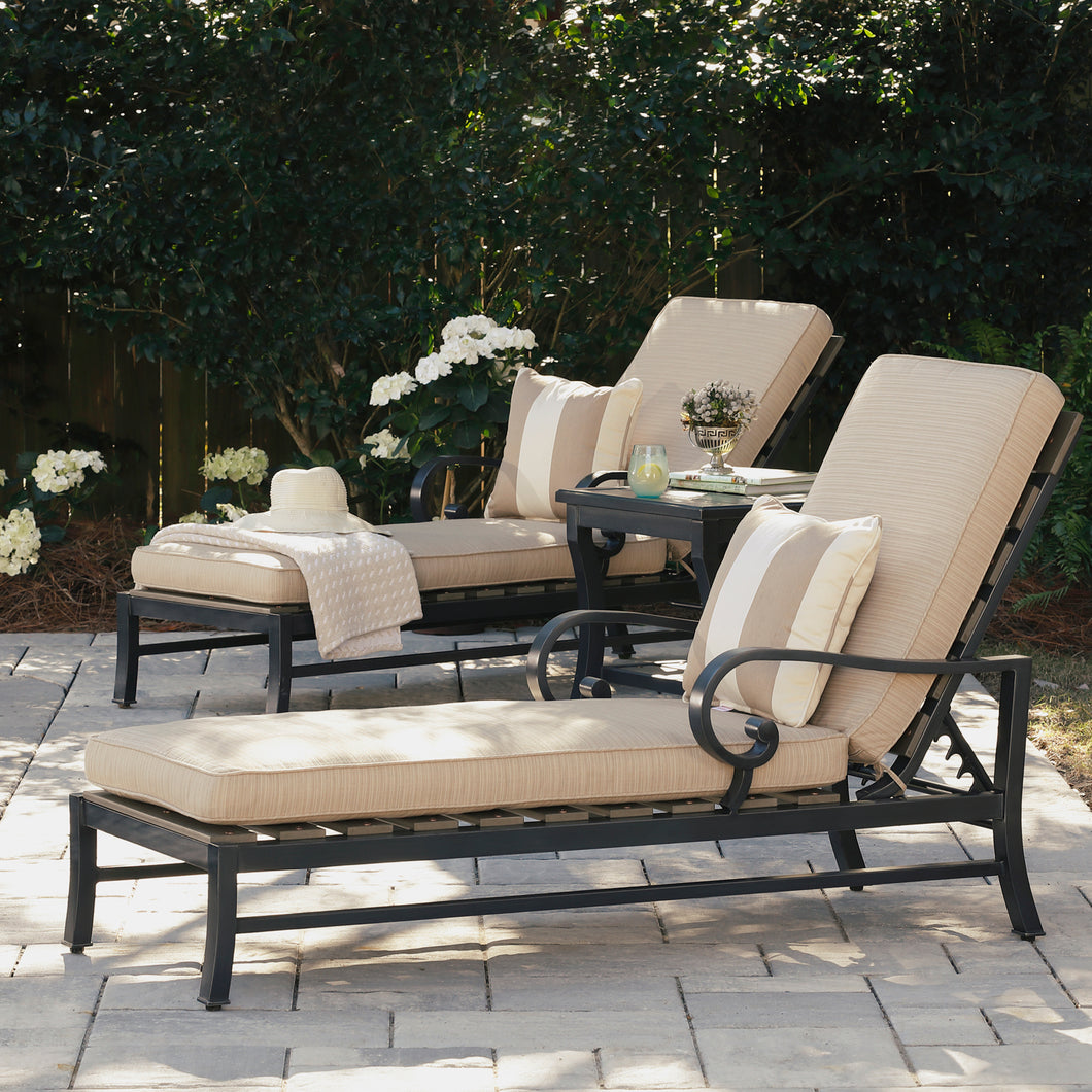 Reserve 3-Piece Chaise Lounge Set
