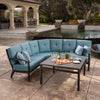 Madrid 4-Piece Sectional Set