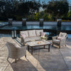 Toscana 4-Piece Seating Set