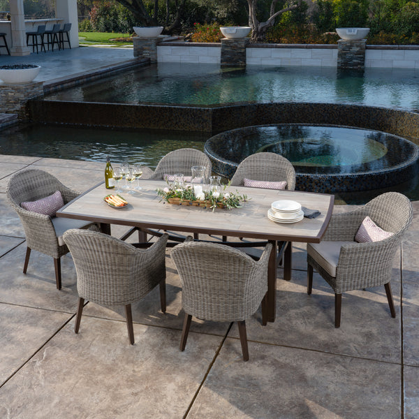 Toscana 7-Piece Dining Set