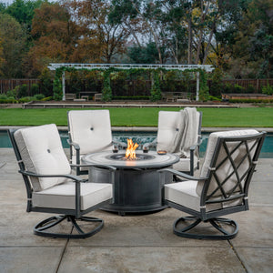 Carnegie 5pc Fire Chat Set