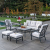 Carnegie 7-Piece Deep Seating Set