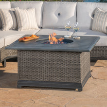 "Load image into Gallery viewer, Lago Brisa 46"" Fire Chat Table"