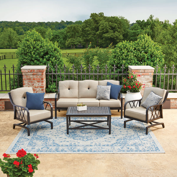 Millers Creek 4-Piece Seating Set Replacement Parts
