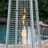 SunVilla 48,000 BTU Stainless Steel Commercial Patio Heater