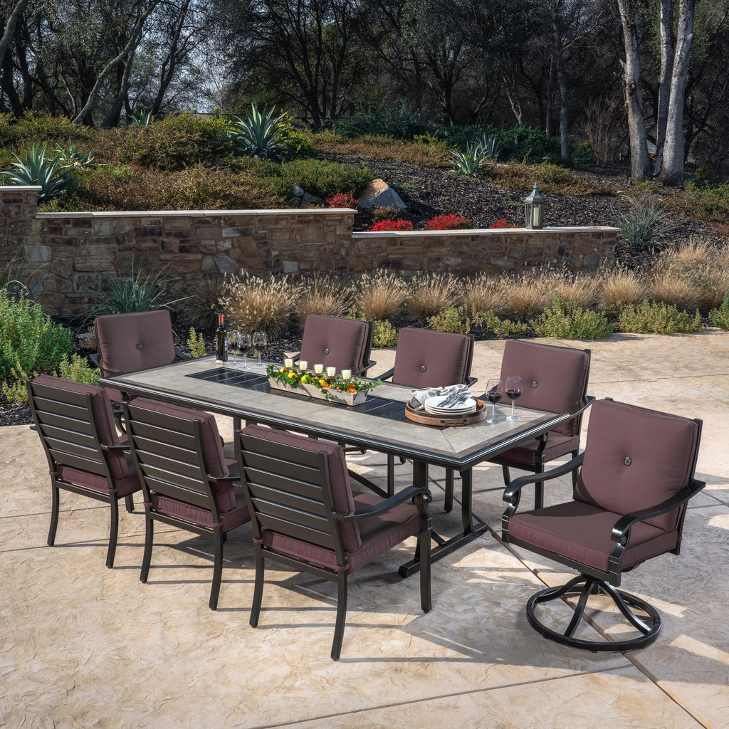 Verena 9-Piece Dining Set