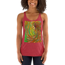Load image into Gallery viewer, Raceback Tank Top - Angel Of Dream