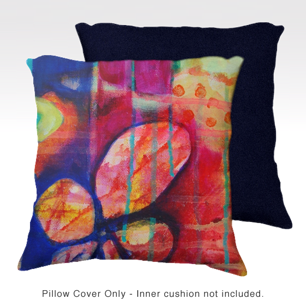 Bluster Pillow Cover