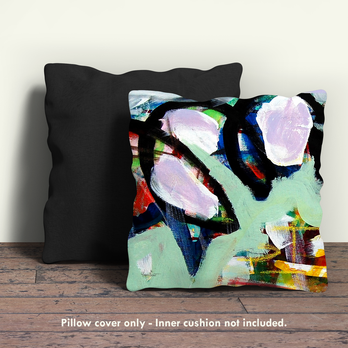 Amalfi Cliffs Pillow Cover