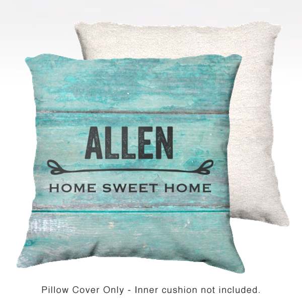 BarnBoard Pillow Cover