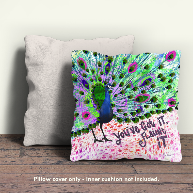 You've Got It Pillow Cover