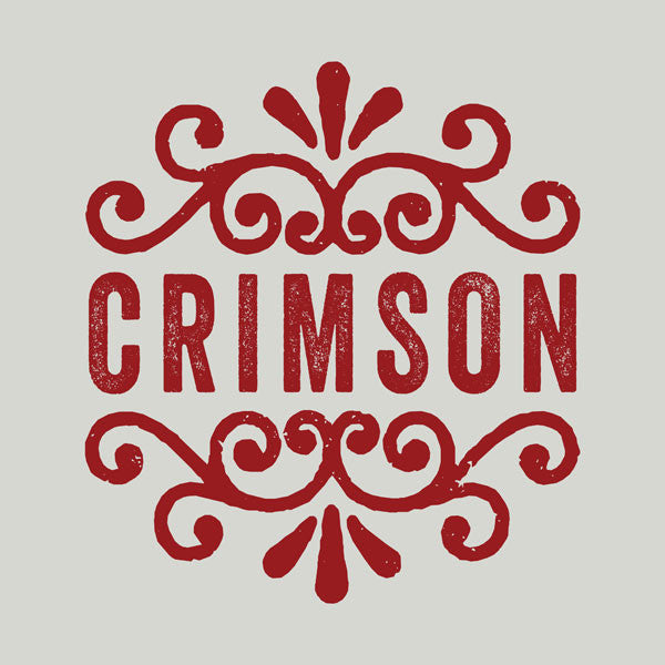Family Pillow Cover - CRIMSON