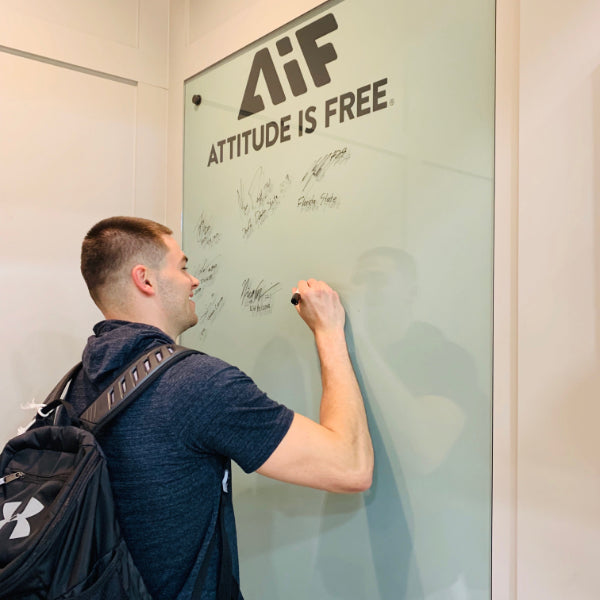 AIF Wall of Fame