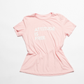 New Women's Three Line Tee