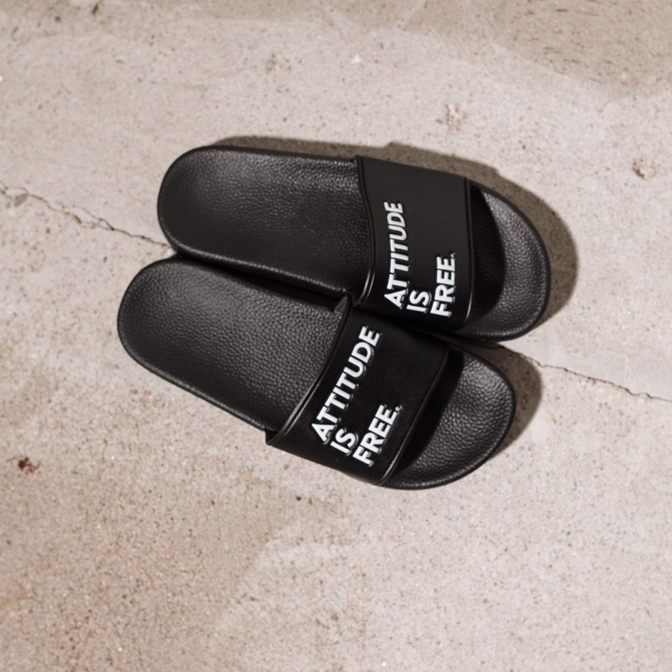 Men's Attitude Is Free Slides