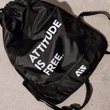 Three Line Design Gym Bag