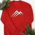 Attitude Is Free Holiday Light Sweatshirt