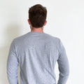 Men's Three-Line Long Sleeve