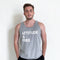 Men's Three-Line Tank
