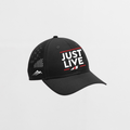Just Live Athletic Hat