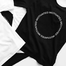 "Women's AIF ""Motivated"" Boxy Tee"