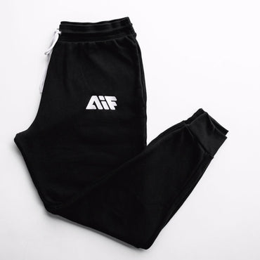 AIF Badge Logo Joggers