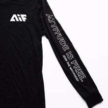 Men's AIF Badge Long Sleeve