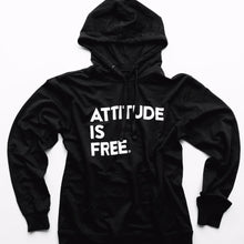AIF Three Line Pullover Hoodie