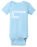 Three-Line Onesie