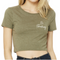Women's Be Extraordinary Cropped Tee
