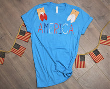 Load image into Gallery viewer, Simple AMERICA Tee