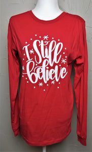 Still Believe LS Tee