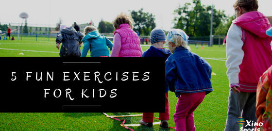 5 Fun Exercises for Kids