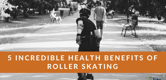 5 Incredible Health Benefits of Roller Skating