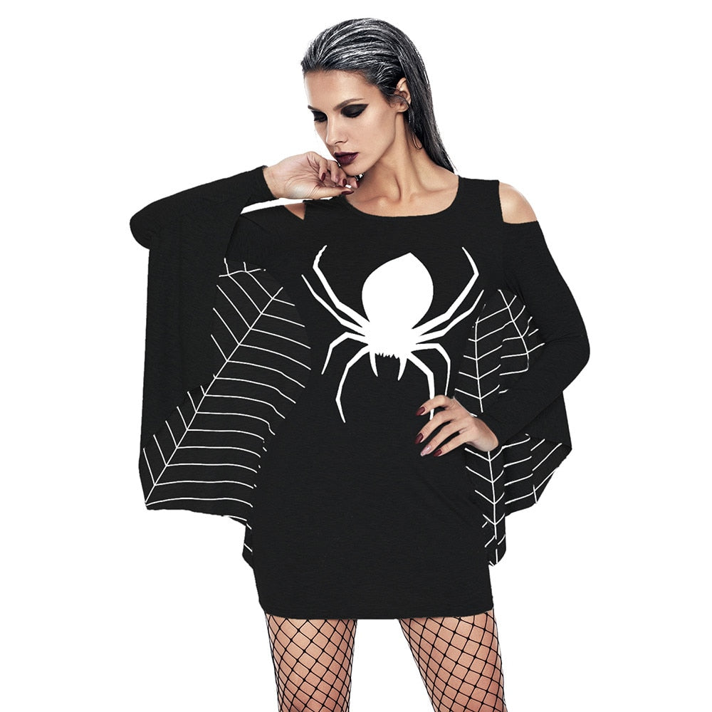 Sexy Bat-Wing Dress - GLOBAL TREND INNOVATION
