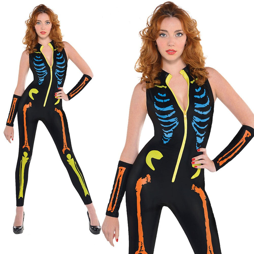 Sexy Skeleton Costume - GLOBAL TREND INNOVATION