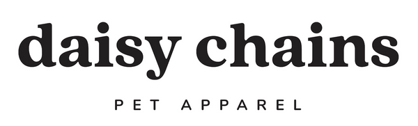 daisy chains pet apparel